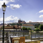View of Prague Castle from Old Town- photo credit: Tyler Duzan