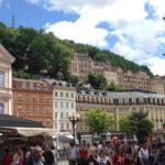 Karlovy Vary mountainside
