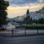 Wenceslas Square Prague - photo credit: Jason Wenceslas Square Prague