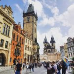 Old Town square Prague - photo credit: Tiffany Lee