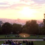 Sunset hill at Riegrovy Sady - photo credit: Andrew J Clarke