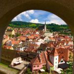 Cesky Krumlov photo credit: Rob Price