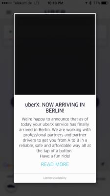 no-uber